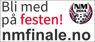Bli med på NM finalefesten i Ekeberghallen helgen 11. – 13. april 2014
